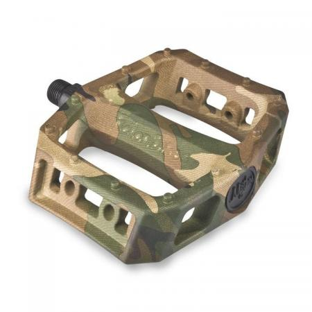 Fiction MYTHOS PEDALS green camo