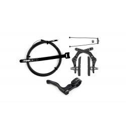 Тормоз Kink BMX Desist Brake Kit черный