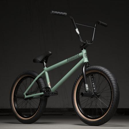 Kink Downside 20.75 2020 Matte Dusk Sage BMX Bike