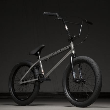 Kink Launch 20.25 2020 Gloss Raw Holographic BMX Bike