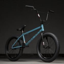 Kink Whip XL 21 2020 Matte Dusk Turquoise BMX Bike
