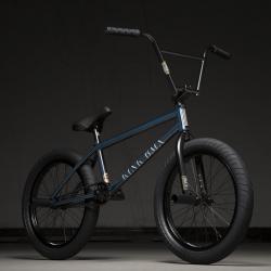 Kink Liberty 20.75 2020 Gloss Navy Fade BMX Bike
