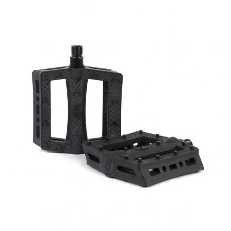 RANT Shred black pedals