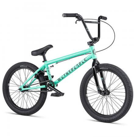 WeThePeople CRS FC 2020 20.25 toothpaste green BMX bike
