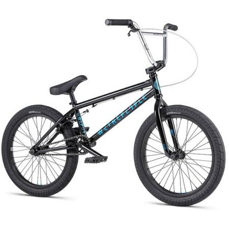 WeThePeople CRS 2020 20.25 black BMX bike