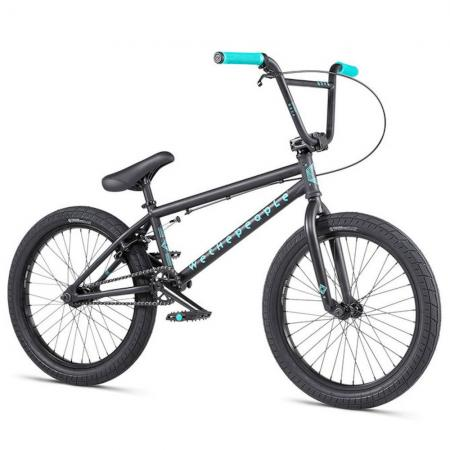 WeThePeople NOVA 2020 20 matt black BMX bike