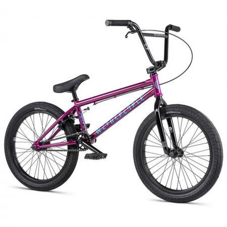 WeThePeople CRS 2020 20.25 metallic purple BMX bike