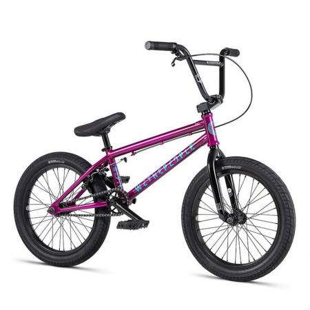 WeThePeople CRS 18 2020 18 metallic purple BMX bike
