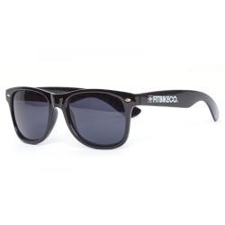 Glasses Fit Wayfarer Style Black