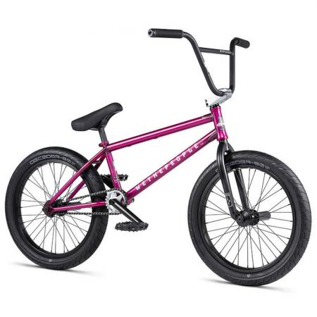 WeThePeople TRUST 2020 21 translucent berry pink BMX bike