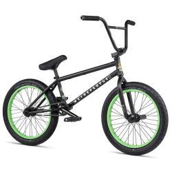 WeThePeople TRUST 2020 21 matt black BMX bike