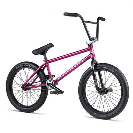 WeThePeople TRUST FC 2020 20.75 translucent berry pink BMX bike