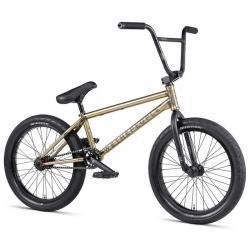 WeThePeople ENVY 2020 LSD 21 translucent gold BMX bike