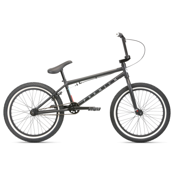 Premium Stray 2020 20.5 matte black BMX bike