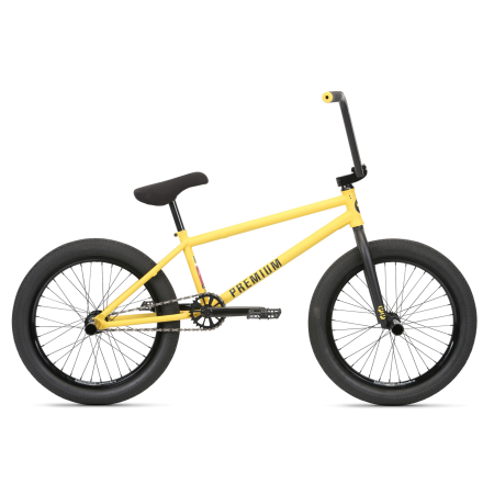 Premium Broadway 2020 21 butterscotch BMX bike