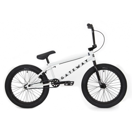 CULT GATEWAY 2020 20.5 white BMX bike