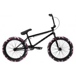 CULT CONTROL 2020 20.75 black BMX bike