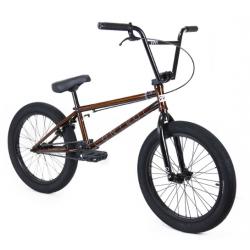 CULT CONTROL 2020 20.75 trans brown BMX bike
