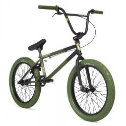 STOLEN STEREO 2020 20.75 fadded spec ops BMX bike