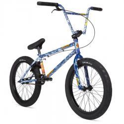 STOLEN CREATURE 2020 21 Angry Seas Blue BMX bike