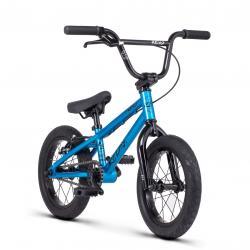 Radio REVO 14 2020 14.5 metallic cyan BMX bike