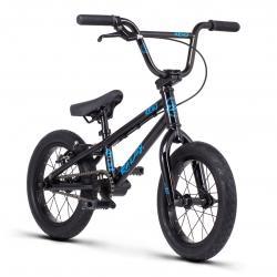 Radio REVO 14 2020 14.5 glossy black BMX bike