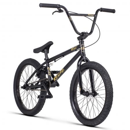Radio REVO PRO 2020 20 glossy black BMX bike