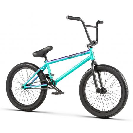 Radio Valac 2020 20.75 mint with purple fade BMX bike