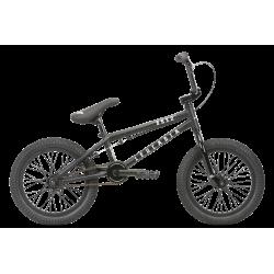 Haro Leucadia 16 2020 16 matte black BMX bike