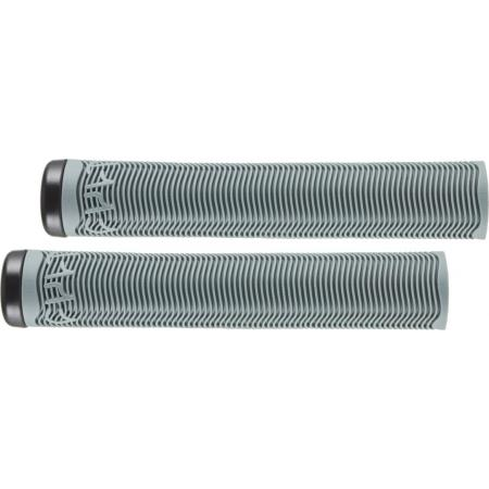 Cult Ricany Grey Flangeless BMX Grips