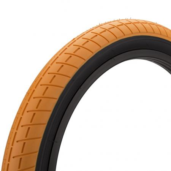 Mission Tracker 2.4 Orange BMX Tire