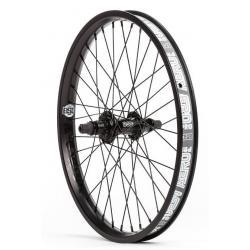 BSD Aero Pro Back Street Pro Cassette LHD Black BMX Rear Wheel