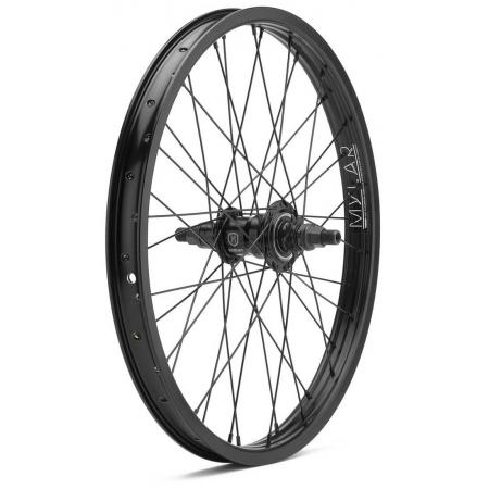 Mission Deploy RHD Black Freecoaster BMX Rear Wheel