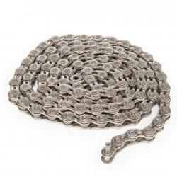 Eclat Stroke Half Link Silver BMX chain