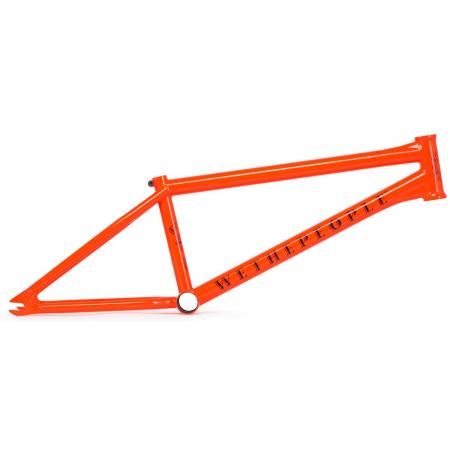 Wethepeople Battleship 2019 21 Tango Orange BMX Frame