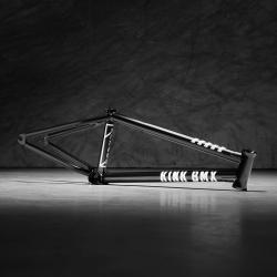 Kink Titan 2 21 black BMX Frame