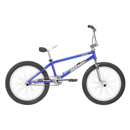 Haro 2019 Dave Mirra Tribute 21 Y2k Blue BMX Bike