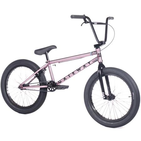 CULT GATEWAY 2020 20.5 trans pink BMX bike