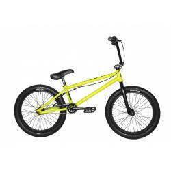 KENCH 2020 21 Chr-Mo yellow BMX bike