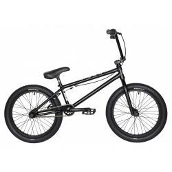 KENCH 2020 21 Chr-Mo black BMX bike
