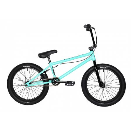 KENCH 2020 20.75 Hi-Ten turquoise BMX bike