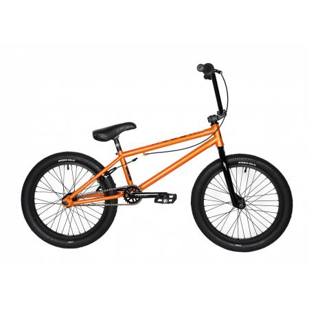 KENCH 2020 20.75 Hi-Ten orange BMX bike