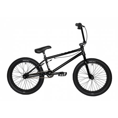 KENCH 2020 20.5 Hi-Ten black BMX bike