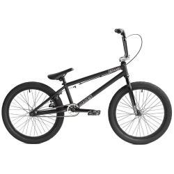 Academy Entrant 2020 19.5 Gloss Black with Polished BMX bike