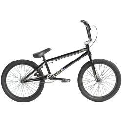 Academy Aspire 2020 20.4 Gloss Black with Polished BMX bike