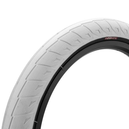 Cinema Williams 2.5 white with back wall BMX tire