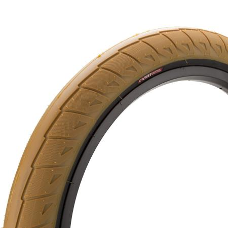 Cinema Williams 2.5 brown with back wall BMX tire