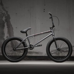 KINK Whip 2021 Matte Granite Charcoal BMX bike