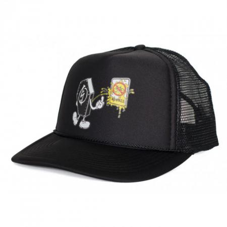 Cap Shadow Coffin And Hobbes Black