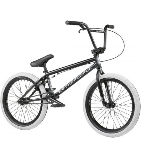 Wethepeople Nova 2021 20 Matt Black BMX Bike